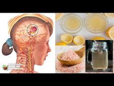 How Lemon Juice With Himalayan Sea Salt Can Stop Migraine Headache Wit...