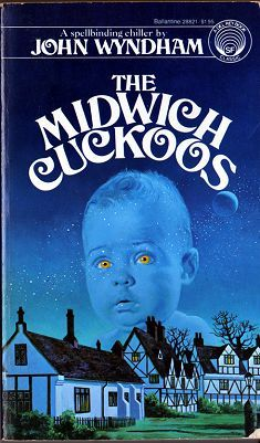 85 best favourite books images on pinterest book covers books to so many books so little time the midwich cuckoos by john wyndham fandeluxe Images