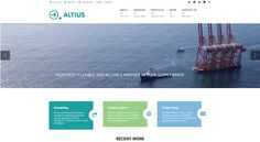Diseño y programación del web site de Altiius, una empresa de Grupo Davila. 2015 Supply Chain, Flexibility, Website, Projects, Group, Log Projects, Blue Prints, Back Walkover
