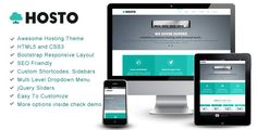 Discount Deals Hosto – Bootstrap Responsive HTML Templatetoday price drop and special promotion. Get The best buy