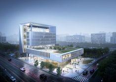 국민건강보험공단 대전지역본부 사옥 신축공사