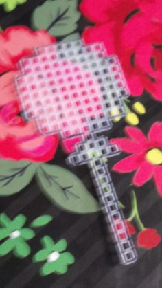 pre cut plastic canvas lollipop by smf1229 on Etsy