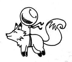 Fox tattoo by ~Ramsimation on deviantART