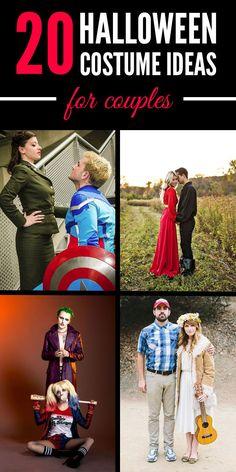 Top 20 Couples Halloween Costume Ideas – SOCIETY19