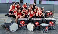 Brincadeira. Cultur 2013 Drums, Music Instruments, Pranks, Events, Concert, Musical Instruments, Drum Sets, Drum, Drum Kit