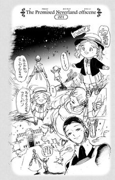 Ler mangá The Promised Neverland (Yakusoku no Neverland) Ereri, Manga Online Read, Anime Demon, Neverland, Amazing Art, Cute Pictures, Pokemon, Snoopy, Fan Art