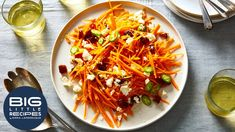 Butternut Squash Salad With Feta, Dates & Chile | Big Little Recipes