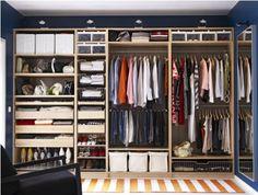 IKEA Saklama Çözümleri: Kıyafetleriniz düzen içindeyken ne giyeceğinize karar vermek daha kolay!