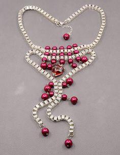 PandaHall Jewelry—Fashionable Glass Pearl Heart... | PandaHall Beads Jewelry Blog