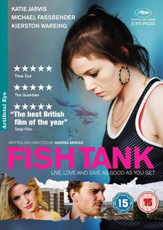 Fish Tank [DVD] [2009]: Amazon.co.uk: Katie Jarvis, Rebecca Griffiths, Michael Fassbender, Kierston Wareing, Sydney Mary Nash, Harry Treadaway, Andrea Arnold: DVD & Blu-ray