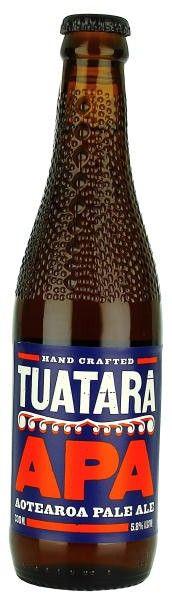 Tuatara APA Aotearoa Pale Ale (BB Date 09/11/15)