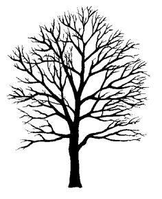 tree stencil printable - Google Search