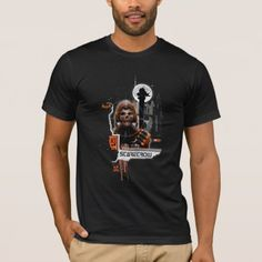Scarecrow Orange Graphic T-Shirt - tap to personalize and get yours