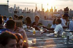 brooklyn grange dinner - Google Search