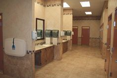 Best MarinaBathhouse Images On Pinterest Public Bathrooms - American bathroom stalls