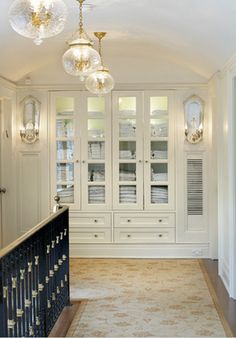 Talk about a linen closet- this one is amazing via Hadley Court | The Well Organized Linen Closet