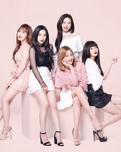 Wendy - Irene - Joy - Yeri - Seulgi