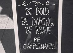 Wise words. #CoffeeQuotes #Inspiration @coffee_and_bean