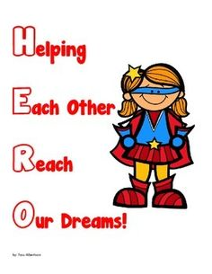 Classroom Superhero Posters Free These posters are designed for use at the start of the school year. They are a great addition to a superhero theme to the start of school. I have each kindergarten student color one of the black and white posters of their Superhero School Theme, Superhero Preschool, Superhero Poster, Kindergarten Graduation, School Themes, Classroom Themes, Superhero Party, Superhero Classroom Door, Superhero Bulletin Boards