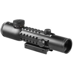 72.95$  Watch now - http://alifqq.worldwells.pw/go.php?t=32735577814 - BARSKA 4x28 Electro Sight IR Mil-Dot Riflescope Tactical aiming mirror with 4 times magnification and 28mm lens 72.95$