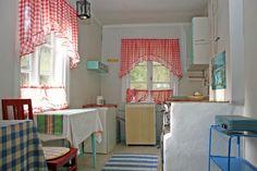cute scandinavian kitchen