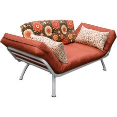 ritzy futon american furniture alliance modern loft collection futon mali flex      rh   pinterest