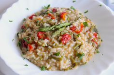 Fried Rice, Italian Recipes, Risotto, Fries, Ethnic Recipes, Food, Meal, Essen, Hoods