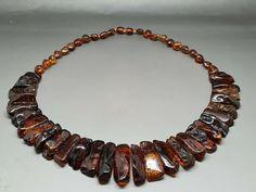 Amber Stone, Amber Necklace, Jewelry, Bijoux, Jewlery, Jewels, Jewelery, Jewerly, Fine Jewelry