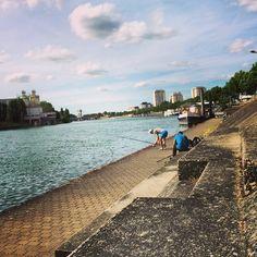 Summer Days #UrbanFishing #Alfortville #Paris