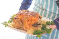 Roast Chicken | The Gray Boxwood