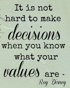 Living a life that is congruent with your values. :http://PERFECTLYIMPERFECTYOU.COM/living-life-congruence-values/