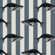 <p>The tale of the whale in the BALEANA print synthesises style with the childlike wonder of the natural world for the contemporary children's i...