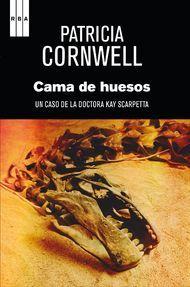 ebook La cama de huesos, Patricia Cornwell