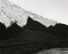 Robert Adams: From the Missouri West - Arkansas River Canyon, Fremont County, Colorado, ca. 1978, gelatin-silver print