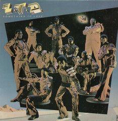 LTD Something To Love English Vinyl LP