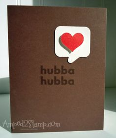 Debbie Davis Amped2Stamp Valentine or anytime :o) Amuse Studio