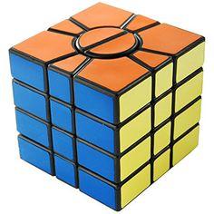 Cubo Magico Professionelle Zauberwürfel 3x3x3 QJ Super Platz 1 SSQ Puzzle-geschwindigkeits-würfel Klassisches Spielzeug Lernen & Bildung Für kinder