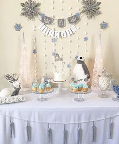 103 Best Winter Baby Shower Ideas Images In 2019 Winter Baby