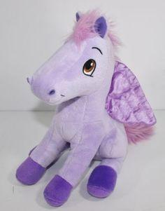 Plush-Disney-Stuffed-Sofia-the-First-Pegasus-Horse-MINIMUS-Purple-Winged-Pony-9