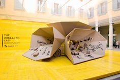 Pop Up Shop Design /