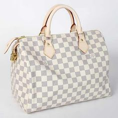 Louis Vuitton Damier Azur Canvas Speedy