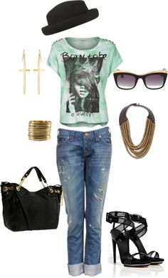 """""""Untitled #189"""" by fashionista-shawnte on Polyvore"""