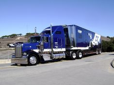 Kenworth big rig truck Porsche by Partywave Big Rig Trucks, Show Trucks, Dump Trucks, Train Truck, Road Train, Custom Big Rigs, Custom Trucks, Diesel Cars, Diesel Vehicles
