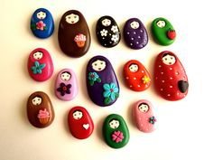 Matrioshka dolls :)