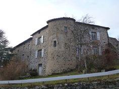 Belle demeure médiévale à vendre Auvergne Haute Loire