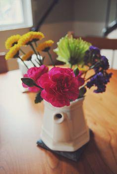 Floral Decor.