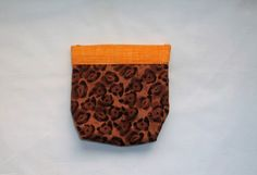 Snappy Clutch bag, Orange snap purse, Christmas Gifts, Xmas Gift ideas, Trending now, Handmade purses, Home made pouch, coin Pouches