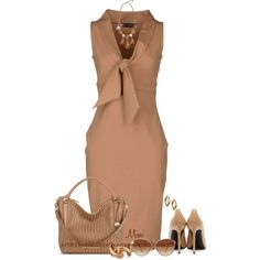 Designer Clothes, Shoes & Bags for Women Office Fashion, Work Fashion, Mode Collage, How To Have Style, How To Look Better, Style Feminin, Professional Outfits, Mode Outfits, Dress Outfits
