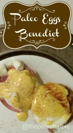IHOP has nothing on this delicious Paleo Eggs Benedict Recipe. Make the weekend special by serving this up!