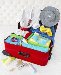 Cómo empacar una maleta - http://revista.pricetravel.com.mx/articulos/2017/01/09/como-empacar-una-maleta/